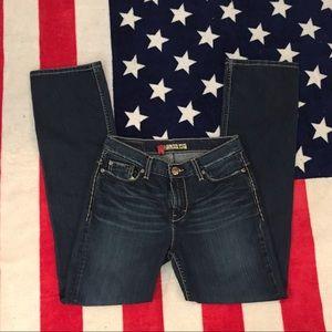BKE Drew Stretch Boot Cut Womens Jeans Tag 27/31.5
